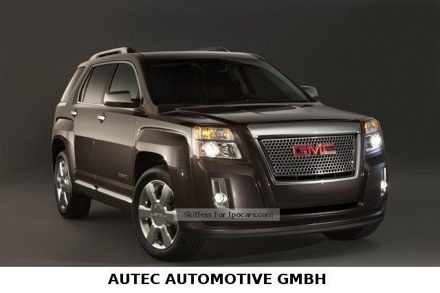 2012 GMC  2014 Terrain 3.6L V6 SDI Off-road Vehicle/Pickup Truck New vehicle photo