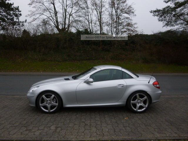 2007 mercedes benz slk 350 7g tronic amg full equipment for Mercedes benz slk 350 amg
