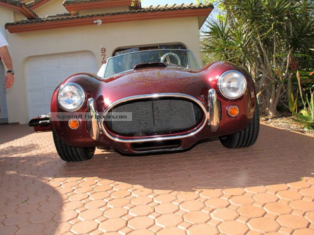 Cobra  FFR Roadster 1965 Vintage, Classic and Old Cars photo