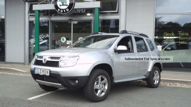 2012 Other  Duster 1.6 16V 4x2 Lauréate Air Conditioning * LM-Fel Off-road Vehicle/Pickup Truck Used vehicle (  Accident-free ) photo