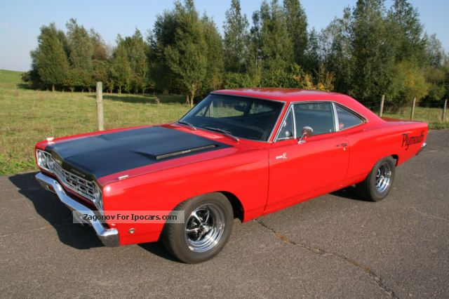 Plymouth  Road Runner 1968 1968 Vintage, Classic and Old Cars photo