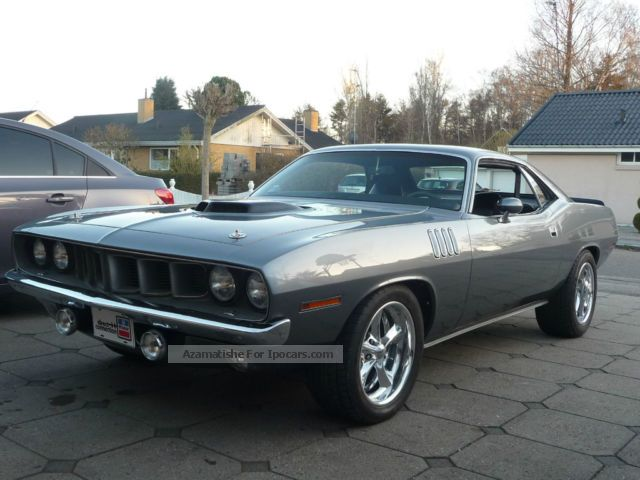 Plymouth  Barracuda 1971 Vintage, Classic and Old Cars photo