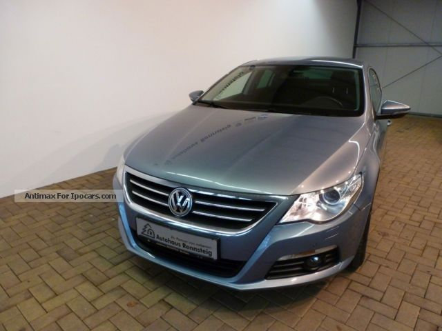 2009 volkswagen passat cc 2 0 tsi sport package car photo and specs. Black Bedroom Furniture Sets. Home Design Ideas