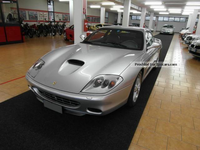 2003 Ferrari  575 M fiorano handling Sports Car/Coupe Used vehicle photo