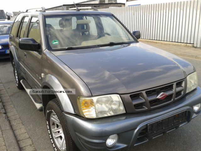 Landwind  SUV 2WD (Fronterra replica) 2006 Liquefied Petroleum Gas Cars (LPG, GPL, propane) photo