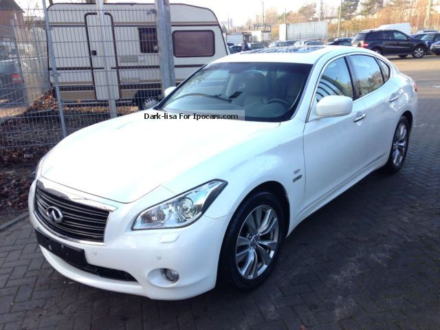 Infiniti  M35h GT Premium HYBRID VEHICLE BRD 2012 Hybrid Cars photo