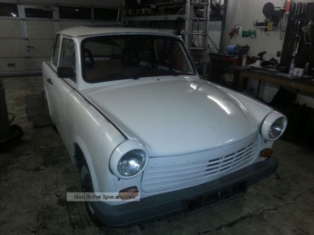 1991 Trabant  1.1 Limo Saloon Used vehicle photo