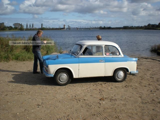 Trabant  Vintage P50 with MOT and H report 1960 Vintage, Classic and Old Cars photo