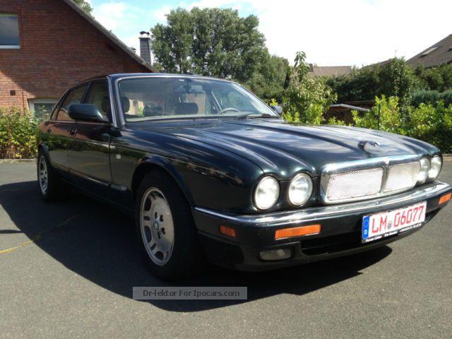 Jaguar xj6 3 2 long stainless clean euro ii 1996 used vehicle photo