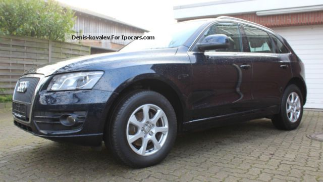 2009 Audi  Q5 2.0 TDI Xenon Navi Leather Pano-Kam-Key Off-road Vehicle/Pickup Truck Used vehicle (  Accident-free ) photo