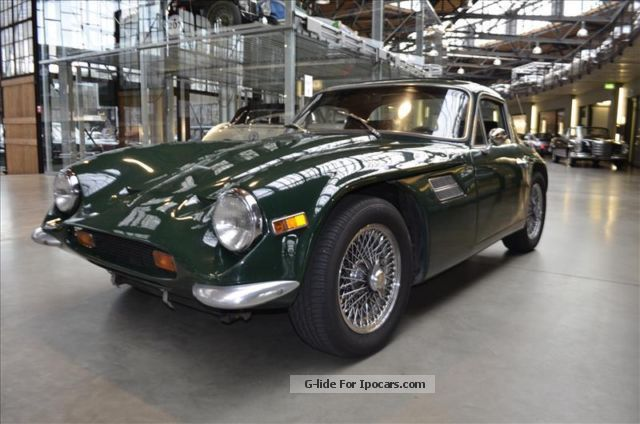 TVR  Tuscan Vixen V8 Series 4 1972 Vintage, Classic and Old Cars photo