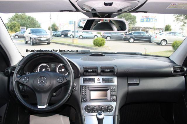 2009 Mercedes-Benz CLC 230 Review | Drive Arabia : Dubai Live ...