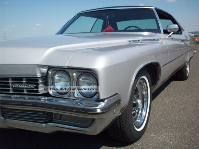 Buick  Electra 225 Custom hardtop coupe, 2 doors, TOP 1972 Vintage, Classic and Old Cars photo