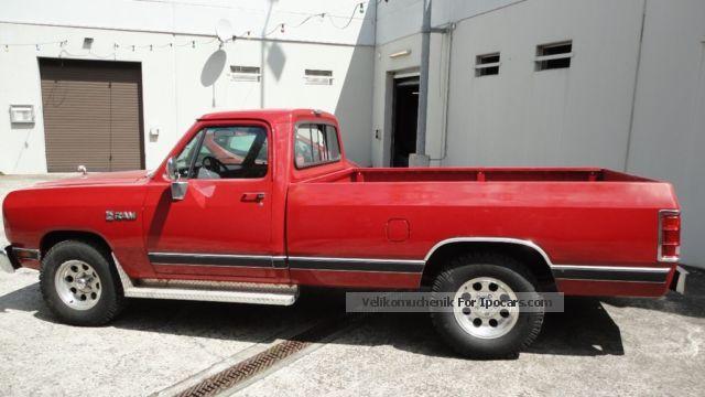 1990 dodge ram d150 transmission