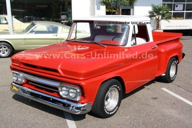 GMC  1964 Stepside Pickup 1964 Vintage, Classic and Old Cars photo