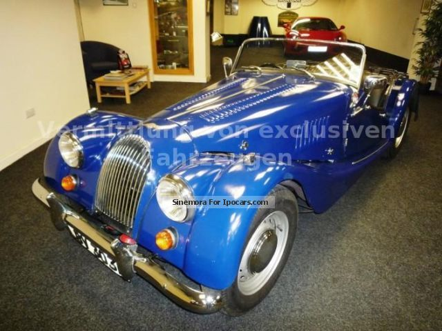 Morgan  4/4 Convertible * 3 Hand * original 83440 km RHD 1975 Vintage, Classic and Old Cars photo