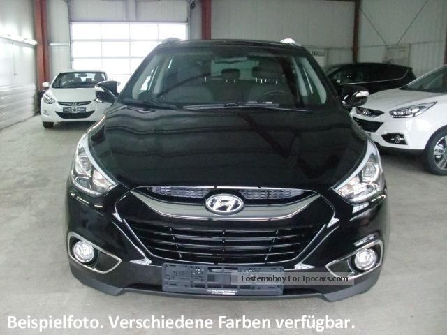 2012 Hyundai  ix35 2.0 FL AT Leather Navi P.Dach Air Car S.Ke Off-road Vehicle/Pickup Truck New vehicle photo