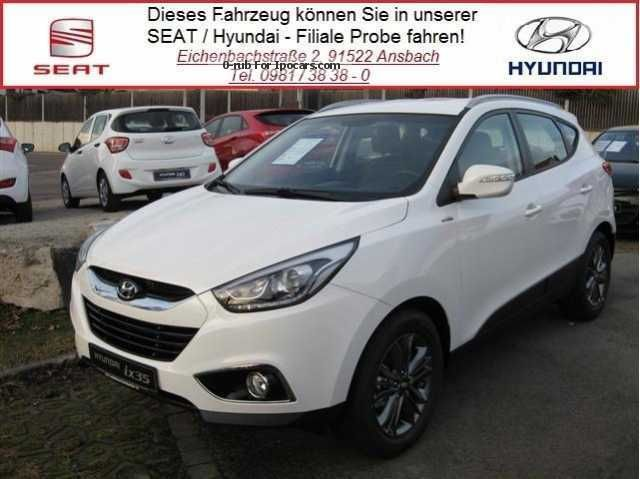 2013 Hyundai  ix35 1.6 2WD Fifa World Cup Edition Off-road Vehicle/Pickup Truck Demonstration Vehicle (  Accident-free ) photo