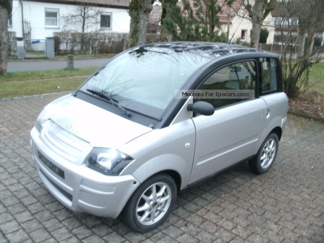 2008 microcar mc1 city yanmar 523 car photo and specs. Black Bedroom Furniture Sets. Home Design Ideas