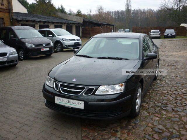 2012 Saab  9-3 1.8 i Linear/Klima/1Hand/45000km/Unfallfrei! Saloon Used vehicle(  Accident-free) photo