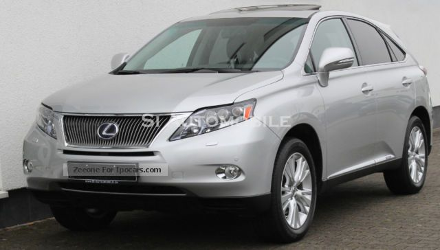 Lexus  RX 450h (hybrid) Executive Line FULL ° ° ° AHK 1.HD ° 2011 Hybrid Cars photo
