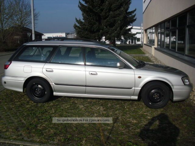 Subaru  Legacy 2.0 4WD GL 2001 Liquefied Petroleum Gas Cars (LPG, GPL, propane) photo