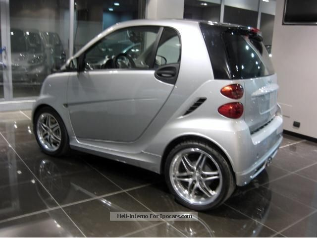 2013 smart 1000 fortwo coup 75 kw brabus xclusive car. Black Bedroom Furniture Sets. Home Design Ideas