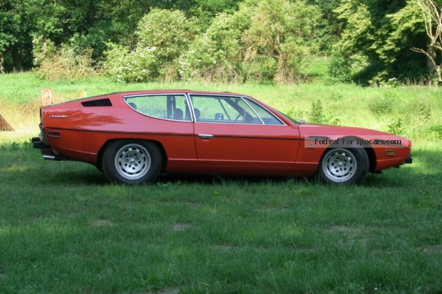Lamborghini  Espada 1973 Vintage, Classic and Old Cars photo