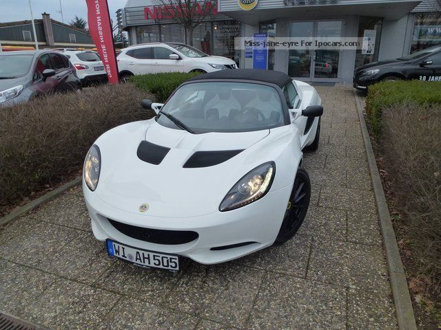 Lotus  Elise Club Racer 2014 Race Cars photo