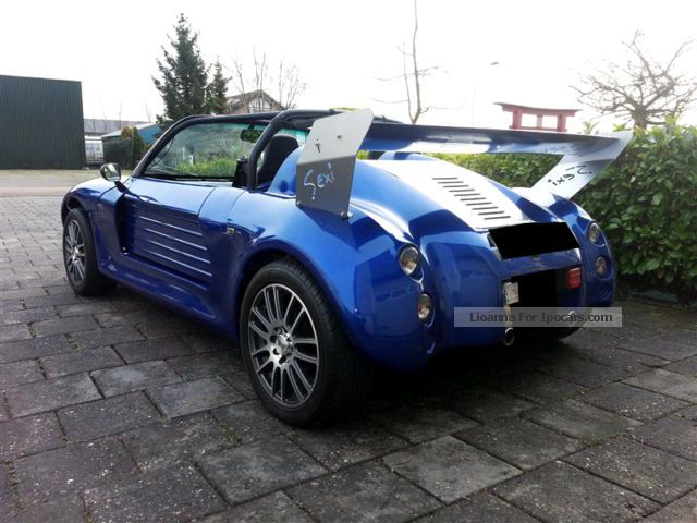 2004 Lotus  Super Seven Marlin concept car 150hp at 590 KG Sports Car/Coupe Used vehicle (  Accident-free ) photo
