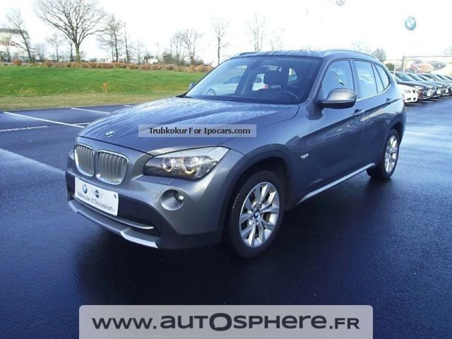 2010 BMW  X1 xDrive23dA Luxe Off-road Vehicle/Pickup Truck Used vehicle photo