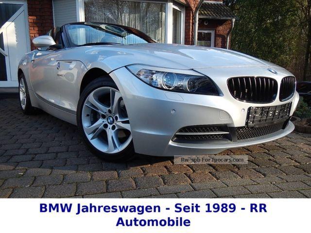 BMW  Z4 sDrive20i Aut. Racing seats / Navi Prof / HiFi / Apps 2013 Race Cars photo