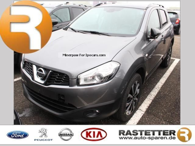 2012 Morgan  Qashqai 1.6dCi 360 Navi camera part leather Panoram Off-road Vehicle/Pickup Truck Demonstration Vehicle photo