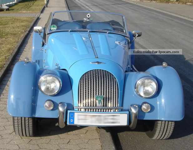 2003 Morgan Plus 8 40  Car Photo and Specs