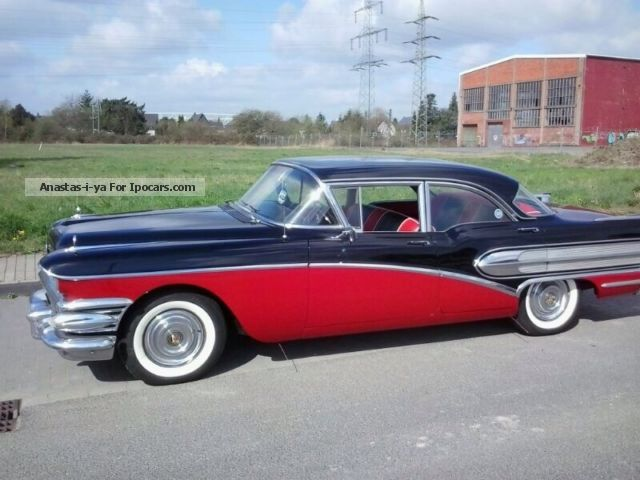 Buick  Other 1958 Vintage, Classic and Old Cars photo