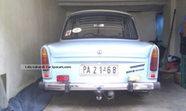 Trabant  Trabi of Opi zuverkaufen! 1973 Vintage, Classic and Old Cars photo