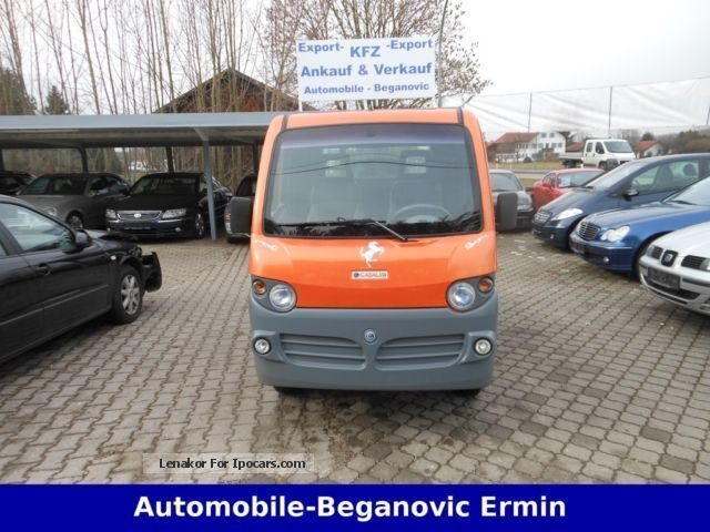2010 Aixam  CASALINI MOPED AUTO 40 Km / h-DIESEL Off-road Vehicle/Pickup Truck Used vehicle photo