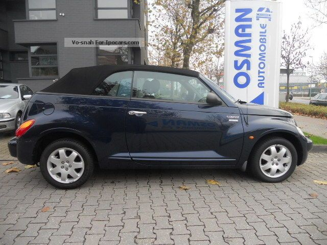 2012 chrysler pt cruiser cabrio 2 4 breeze 99 car. Black Bedroom Furniture Sets. Home Design Ideas