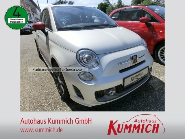 2014 Abarth  500 595 Turismo 1.4 16V Saloon Demonstration Vehicle (  Accident-free ) photo