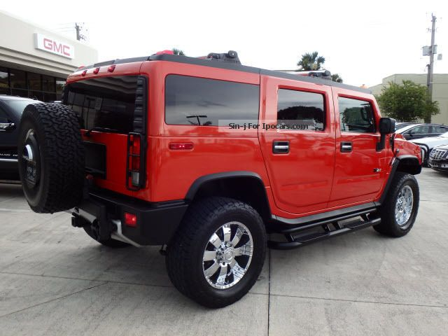 2007 hummer h2 wagon u s price car photo and specs. Black Bedroom Furniture Sets. Home Design Ideas