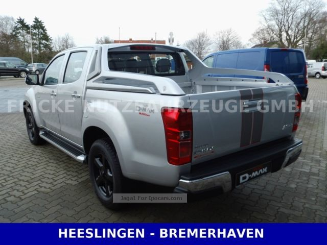 2014 Isuzu D-Max Double Cab 2.5 TD special model maximum Off-road