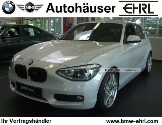 2014 BMW  116i AC-Schnitzer/Xenon/USB/PDC/18% on RRP Saloon Demonstration Vehicle (  Accident-free ) photo