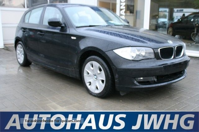 2012 BMW  116i ADVANTAGE PACKAGE Saloon Used vehicle photo