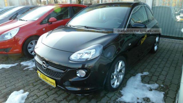 2013 Opel  Adam Saloon Used vehicle photo