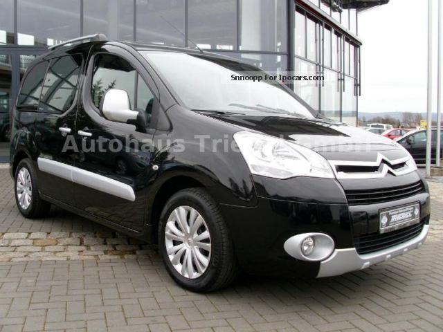 2012 Citroen  Citroën Berlingo VTi 120 Silver Sel. * Cool-Tech * air * Van / Minibus Used vehicle (  Accident-free ) photo