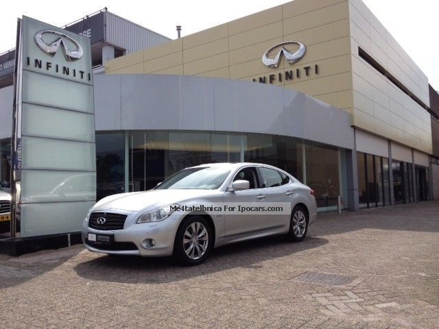 Infiniti  M30 35h GT Premium 2012 Electric Cars photo