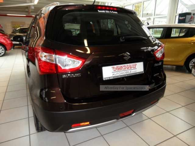 2013 suzuki sx4 s cross 1 6 ddis 4x4 comfort plus car. Black Bedroom Furniture Sets. Home Design Ideas
