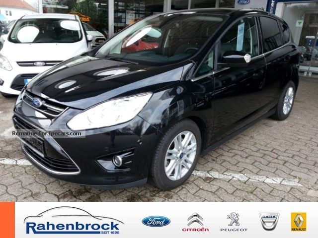 2013 Ford  C-Max Titanium 2.0TDCi AIR NAVI ALU Van / Minibus Used vehicle photo