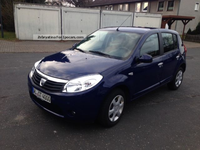 2007 Dacia  Sandero, TUV new! Small Car Used vehicle (  Accident-free ) photo