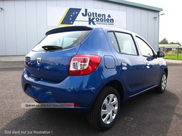 2012 dacia laureate sandero 1 2 16v 75 air nsw mp3 car photo and specs. Black Bedroom Furniture Sets. Home Design Ideas